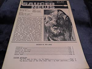 Saucer News, Winter 1967-68, Volume 14, Number 4 (Whole Number 70)