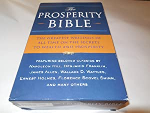 The Prosperity Bible: The Greatest Writings of: Hill, Napoleon. Haanel,