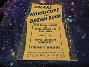 Zolar's Horoscope and Dream Book