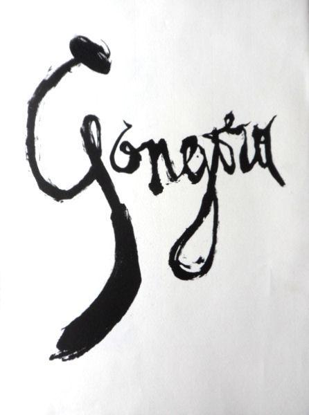 Gongora. Zwanzig Sonette von Luis de Gonogra: Picasso, Pablo