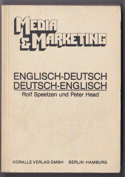 Media Marketing Englisch Deutsch Deutsch Englisch Von Speetzen
