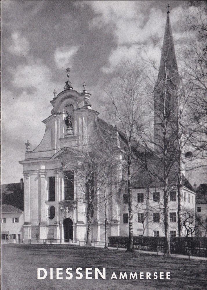 Diessen Am Ammersee Pfarrkirche Ehem