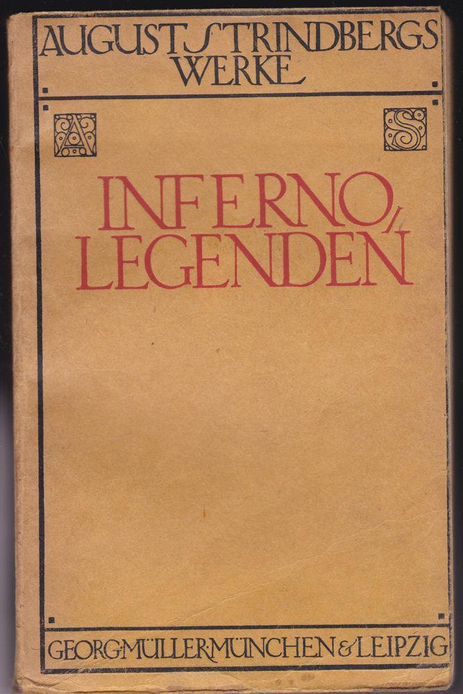 Inferno, Legenden: Strindberg, August