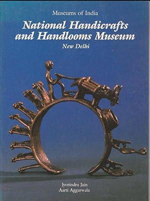 Museums of India: National Handicrafts and Handlooms: Jain, Jyotindra &