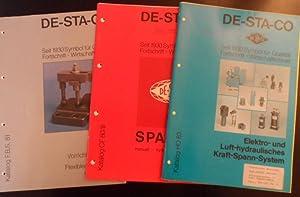 Katalog CF 80/III; FBS 81 und HG: De-Stack-Co GmbH