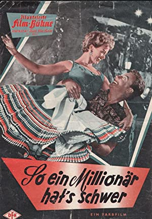 Illustrierte Film-Bühne Nr. 4612, So ein Millionär hat's schwer: Franke & Co