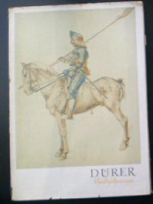 Handzeichnungen grosser Meister, Albrecht Dürer: Leporini, Heinrich (Ed.)