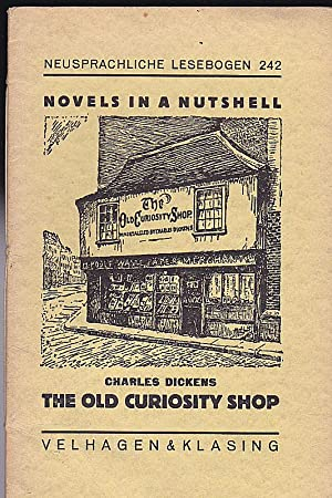 Novels in a Nutshell: The Old Curiosity Shop