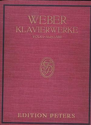 Sämtliche Werke für Pianoforte von C.M., von: Köhler, Louis und