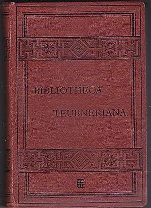 M. Tulli Ciceronis Scripta quae manserunt omnia: Mueller, C.F.W.