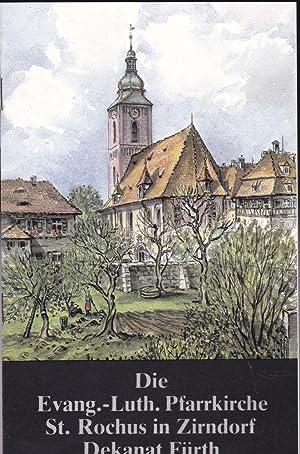 Die Evang.- Luth. Pfarrkirche St. Rochus in: Mahr, Helmut