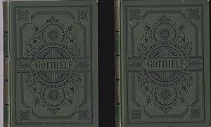 Jeremias Gotthelfs ausgewählte Werke in vier Bänden: Gotthelf, Jeremias