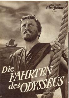 ILLUSTRIERTE FILM-BÜHNE Nr. 2670. DIE FAHRTEN DES