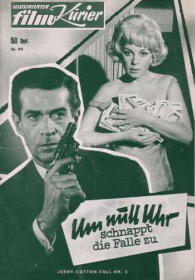ILLUSTIERTER FILM-KURIER Nr. 99. UM NULL UHR