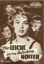 ILLUSTRIERTE FILM-BÜHNE. Nr. 5877. DIE LEICHE IST