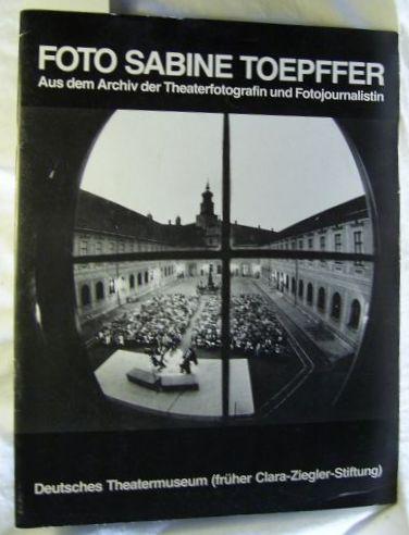 Foto Sabine Töpffer. Aus dem Archiv der