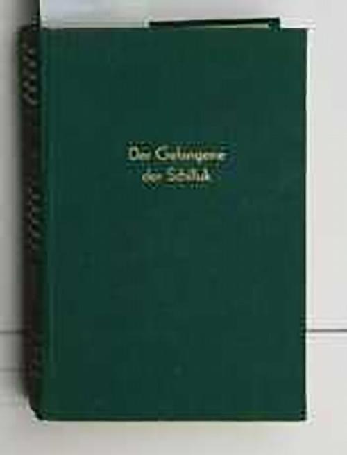 Der Gefangene der Schilluk,Abenteuer-Roman,: Blasius, Richard
