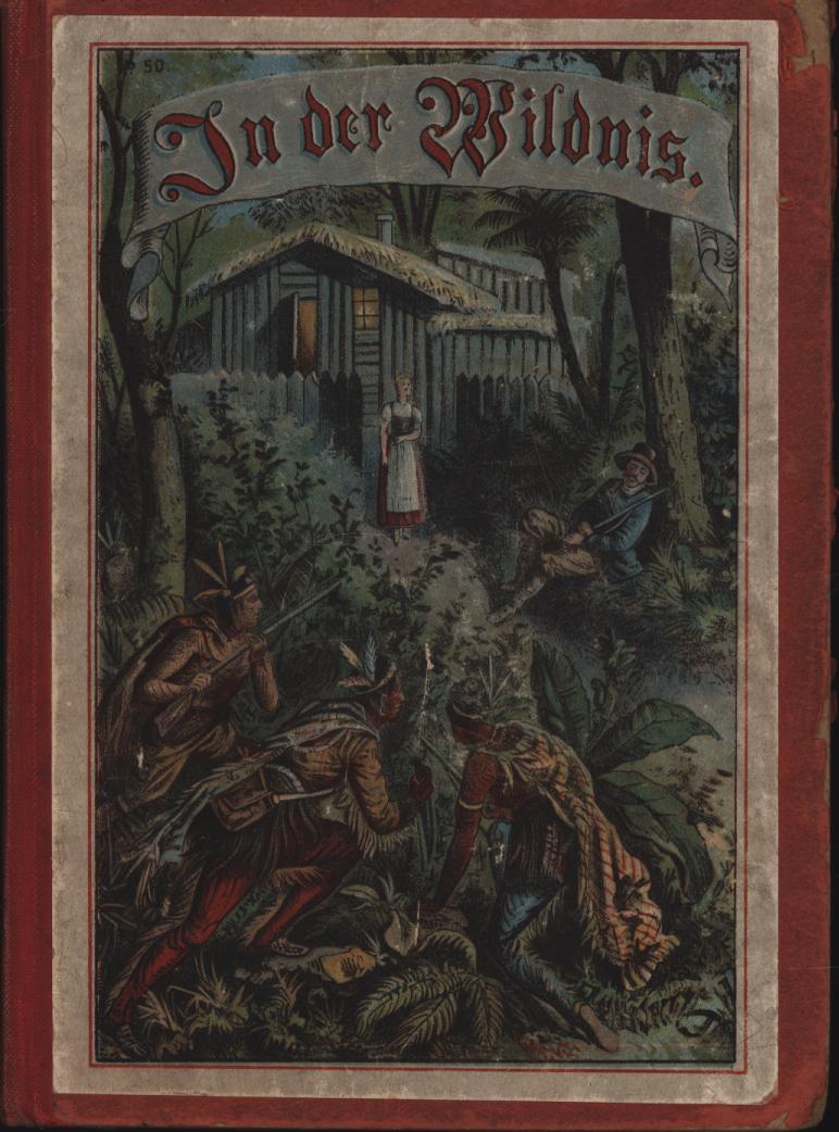 In der Wildnis - Erzählungen und Abenteuer: Steinau, R.