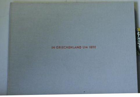 In Griechenland um 1800 ,Das Tagebuch des: Ausstellung