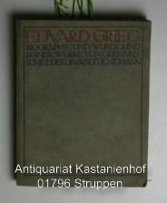 Edvard Grieg. Biographie und Würdigung seiner Werke.,No. 3206.