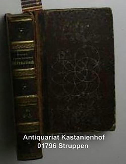 Lateinisch-Deutsches und Deutsch-Lateinisches Handwörterbuch nach Imm. Joh.: Georges, Karl Ernst