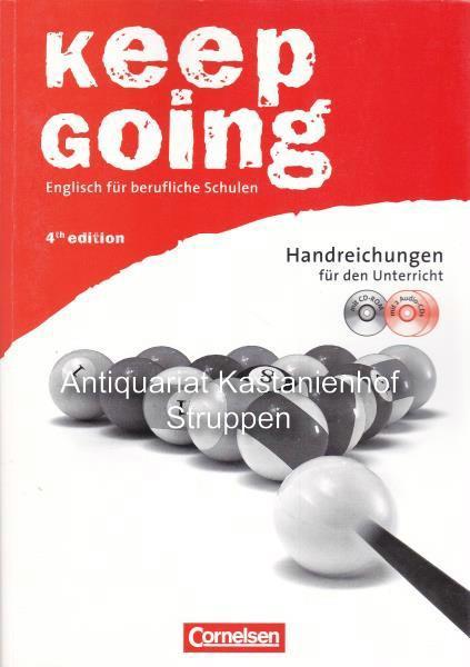 Keep Going Englisch Für Berufliche Schulenhandreichungen Für Den