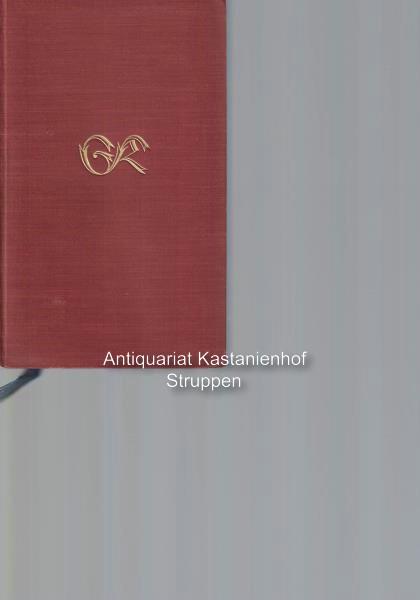 Konvolut 4 Bücher: Gottfried Kellers gesammelte Werke: Keller, Gottfried