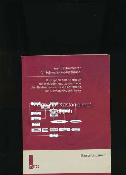 Architekturmuster für Software-Produktlinien,Konzeption einer Methode zur Evaluation: Lindemann, Marcus