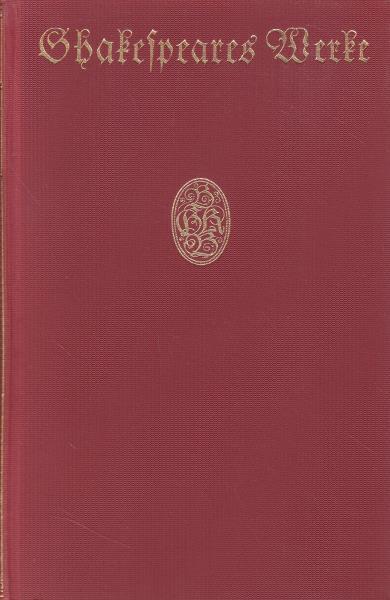 15 Teile in 7 Bänden Shakespeares Werke: Shakespeare