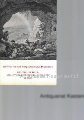 Führer zu vor- und frühgeschichtlichen Denkmälern. HIER: Böhme, H. W.;
