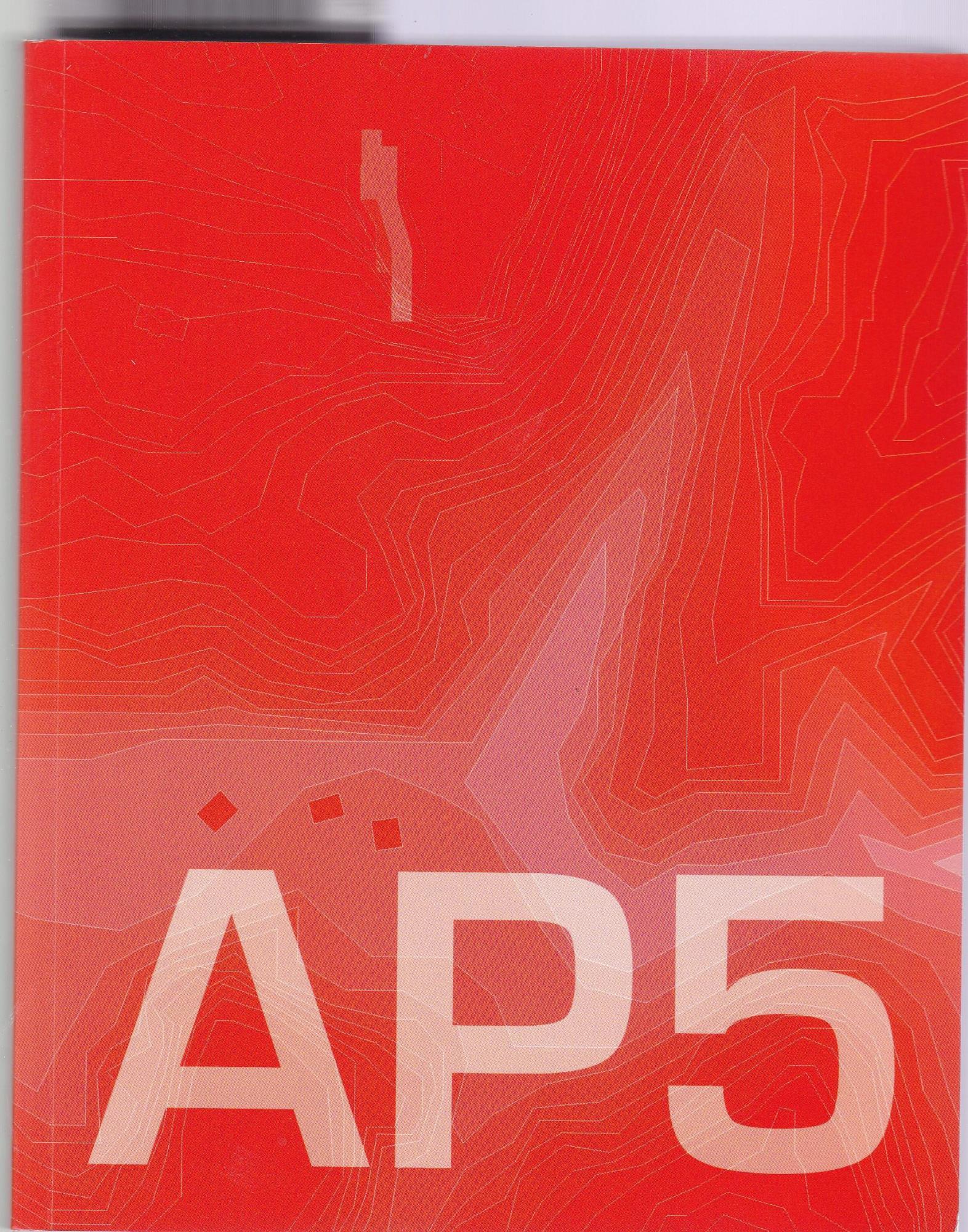 AP5. Fakultät Architektur Technische Universität Dresden. Architekturpreis: Carsten Lorenzen; Technische
