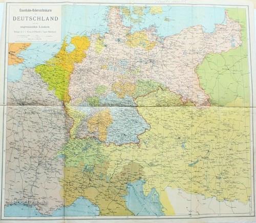 angrenzende länder an deutschland