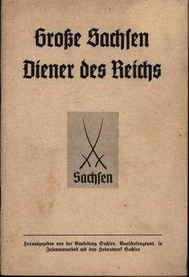 Große Sachsen - Diener des Reichs: Lahne, Werner