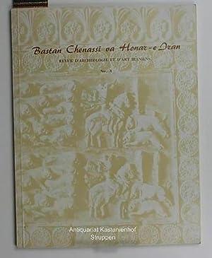 Bastan Chenassi va Honar-e Iran,Revue d'Archeologie et: Farahvachi, B. u.a.