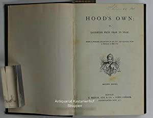 Hood's Own:,or, laughter from Year to Year.: Hood, Thomas