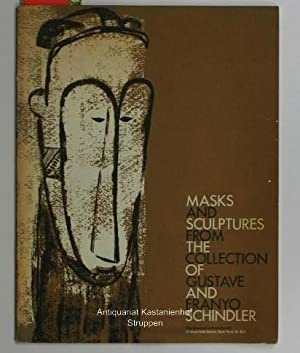 Masks and sculptures from the collection of: Davis--Aviles (Design)