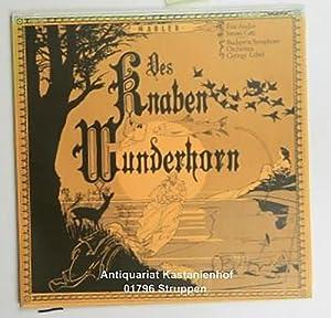 Des Knaben Wunderhorn - Vinyl,Andor; Gati; Budapest: Mahler, Gustav