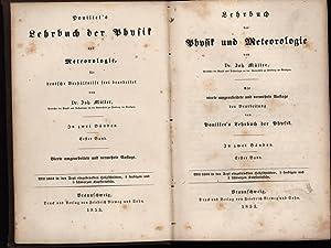 Lehrbuch der Physik und Meteorologie/Erster Band. ,Als vierte umgearbeitete und vermehrte ...