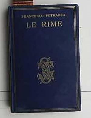 Le Rime,A Cura Di Gioseu Carducci e Severino Ferrari, Nuova Presentazione Di Gianfranco Contini: ...