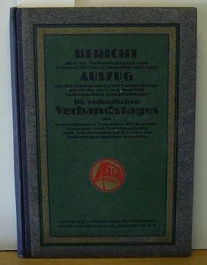 vom 1. Januar 1923 bis 31. Dezember 1926, Auszug aus der stenographischen Verhandlungsschrift des ...
