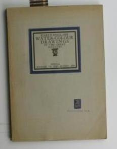 Early English Water-Colour Drawings by the Great Masters.: Finberg, A.J.