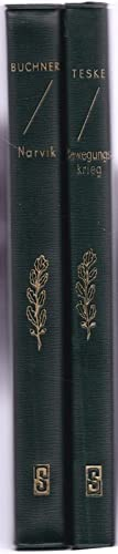 Konvolut 2 Bücher 1. Bewegungskrieg. Führungsprobleme,einer Infanterie-Division im ...