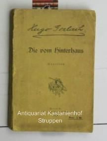 Die vom Hinterhaus,Novellen: Gerlach, Hugo