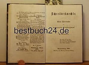 Schreiberknechte. Eine Serenade für das papierne Kirchenregiment. Beigebunden: Die ...