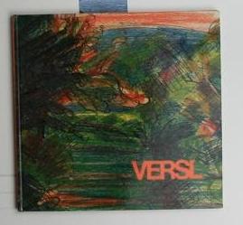 Versl,Josef Versl, Einführung von Michael Meisner. Herausgeber: Versl, Josef