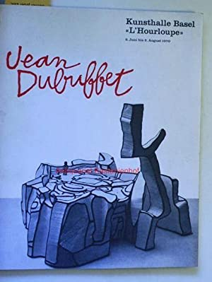 Jean Dubuffet. L'Hourloupe.Katalog zur Ausstellung Kunsthalle Basel,