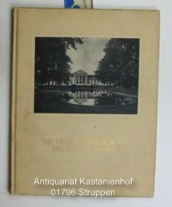 Die neuen Kuranlagen des Bades Aachen. Erbaut von Karl Stöhr.: Stöhr, Karl