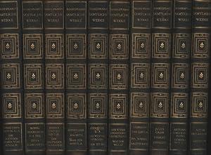 Shakespeares Sämtliche Werke - Band 1 bis 10 (Zehn Bände),Mit Einleitungen von Hermann ...