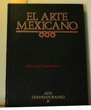 El Arte Mexicano. 14 Tomos. Tomo 1: Arte Prehispanico I, 143 Seiten; ,Tomo 2: Arte Prehispanico II;...