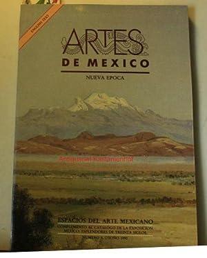Espacios del Arte Mexicano. Complemento al Catalogo